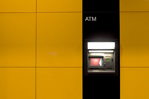 Cost Cutting in the Banking Sector ATM