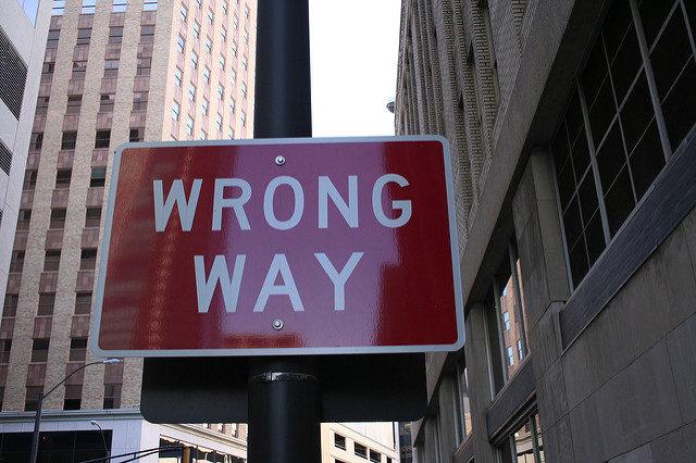 Falsehoods Wrong Way
