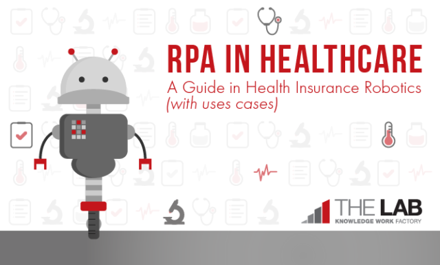 Rpa In Healthcare A Guide In Health Insurance Robotics With Use