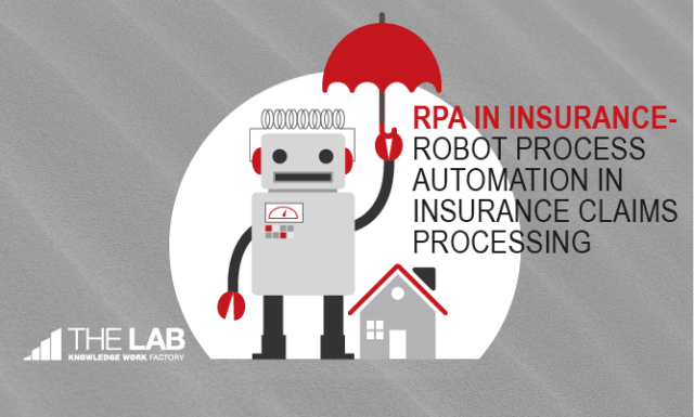 RPA in Insurance - Robot Process Automation in Insurance