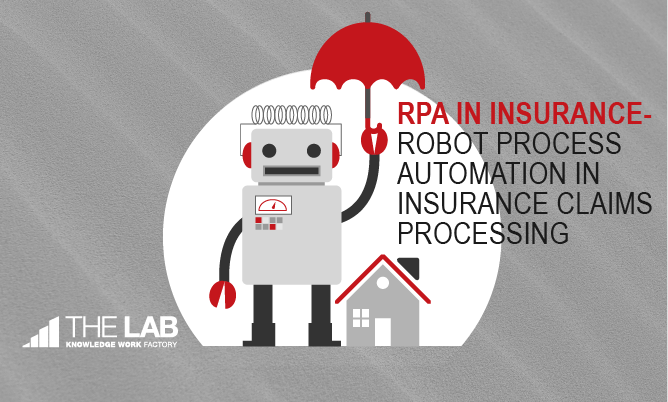 RPA in Insurance – Robot Process Automation in Insurance Claims Processing